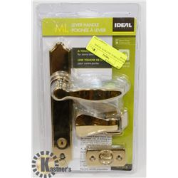 SEALED IDEAL SECURITY STORM DOOR