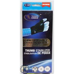 TRAINERS CHOICE KINETIC PANEL THUMB STABILIZER