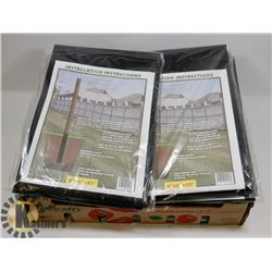 LOT OF HEAVY DUTY CONSTRUCTION BAGS CAN BE USED