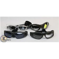 BUNDLE OF UV PROTECTION GOGGLES