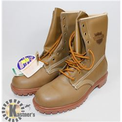 WORKGARD MADE IN CANADA STEEL TO BOOTS SIZE 7