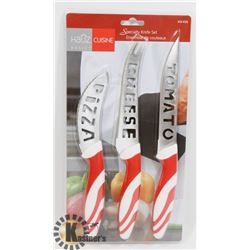 NEW! SPECIALTY KNIFE SET
