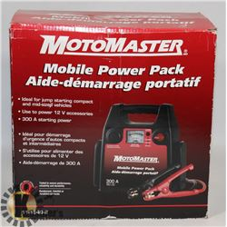 MOTOMASTER MOBILE POWER PACK