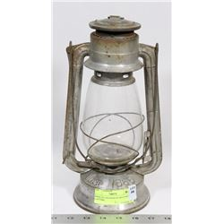 MADE IN CZECHOSLOVAKIA BARN LANTERN.