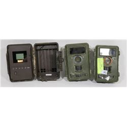 LOT OF 3 BUSHNELL TRAIL CAMERAS
