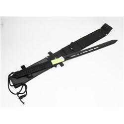 KATANA STYLE BLACK SWORD