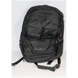 EDDIE BAUER TACTICAL ARMY STYLE BLACK  BACKPACK