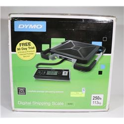 DYMO 250LB SHIPPING SCALE.