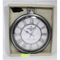 NEW CLOCK INDO SWISS CLOCK