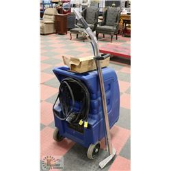 CARPET CLEANER WATER EXTRACTOR WITH ALL HOSES AND