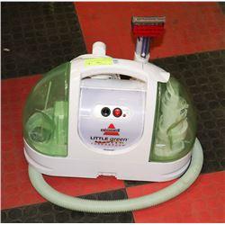 BISSELL GREEN MACHINE CARPET & FURNITURE
