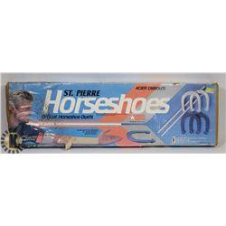NEW HORSESHOE SET