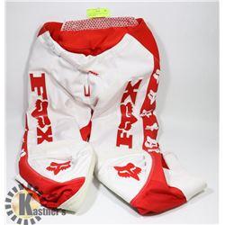 YAMAHA FOX DIRTBIKE / QUADING PANTS LADIES