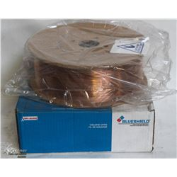 "BLUE SHIELD .045"" SOLID WELDING WIRE 20KILO ROLL"