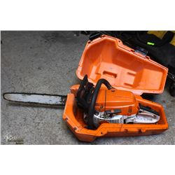STIHL MS261C CHAINSAW WITH CASE