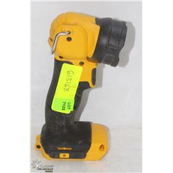 DEWALT 20V FLASHLIGHT