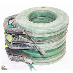 GROUP OF 5 GREENLEE ELECTRICAL FISH TAPES
