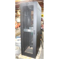 BRAND NEW COMMERCIAL SERVER AND DATA CABINET