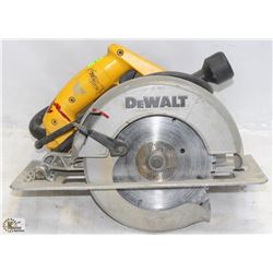 """DEWALT 7-1/4"""" CIRCULAR SAW- DW364"""