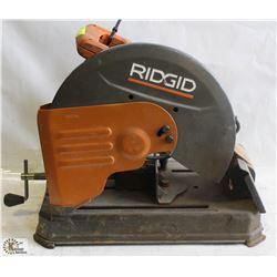RIDGID R41421 CHOP SAW