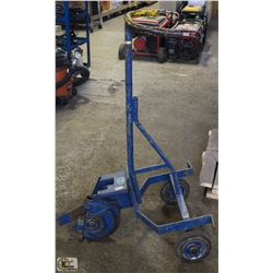 BLUE HEAVY DUTY COMMERCIAL PIPE BENDER - ON CHOICE
