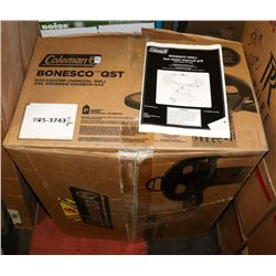 UNCLAIMED COLEMAN VONESCO GAS ASSISTED CHARCOAL