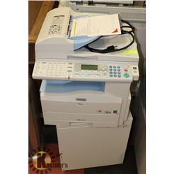 RICOH MP201SPF DIGITAL MULTIFUNCTIONAL SYSTEM,