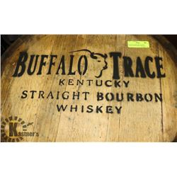 BUFFALO TRACE KENTUCKEY STRAIGHT BOURBON WHISKEY
