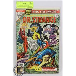 VINTAGE MARVEL DOCTOR STRANGE-DOUBLE LENGTH ISSUE