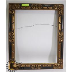 HAND MADE VINTAGE PICTURE FRAME