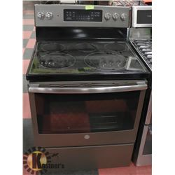 "GE 30"" FREE STANDING SELF CLEANING CONVECTION"