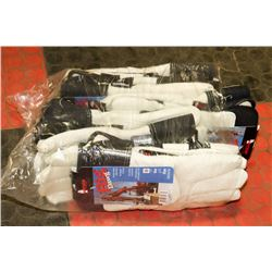 PACK OF 6 NEW SIZE L WATSON WORK GLOVES