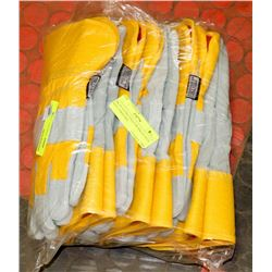 PK OF 6 FORCEFIELD WORK GLOVES