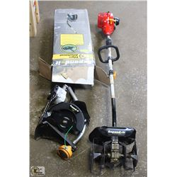EXPAND IT SET-HOMELITE GRASS WHIP WITH ROTOTILLER,