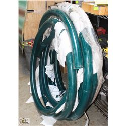 """ROLL OF 3"""" PVC SUCTION HOSE"""