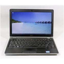 BUSINESS CLASS DELL 12  iNTEL i7/240 SSD/WIN10 PRO