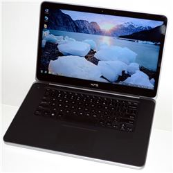 "DELL XPS 15"" LAPTOP iNTEL i5 2.5GHz/WIN 10 PRO FHD"