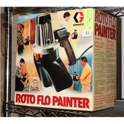 GRACO ROTO FLO PAINTER.