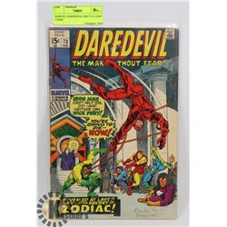MARVEL DAREDEVIL FEB 73 15 CENT COMIC
