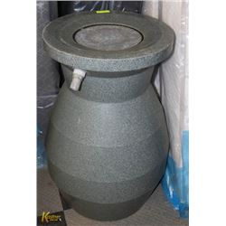 NEW RAIN BARREL