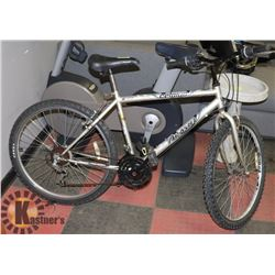 "18 SPEED CELSIUS ARASHI MOUNTAIN BIKE 18"" FRAME"