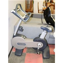 TECHNO GYM RECUMBANT TRAINER WITH DIGITAL DISPLAY