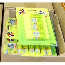 4 CASES OF STRONG ADHESIVE GLUE STICKS