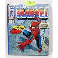 NEVER OPENED MARVEL HARD COVER 700  COLOR