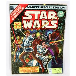 MARVEL SPECIAL EDITION 1978 STAR WARS COLLECTORS