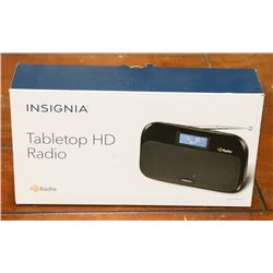 NEW INSIGNIA HIGH DEFINITION RADIO