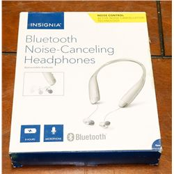 INSIGNIA BLUETOOTH NOISE CANCELLING HEADPHONES