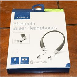 INSIGNIA IN EAR BLUETOOTH HEADPHONES
