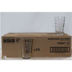CARDINAL COOLER/MIXING GLASS, 16 OZ. 1 CASE