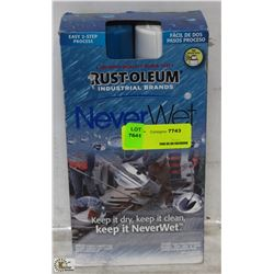RUST-OLEUM MULTI SURFACE PAINT.